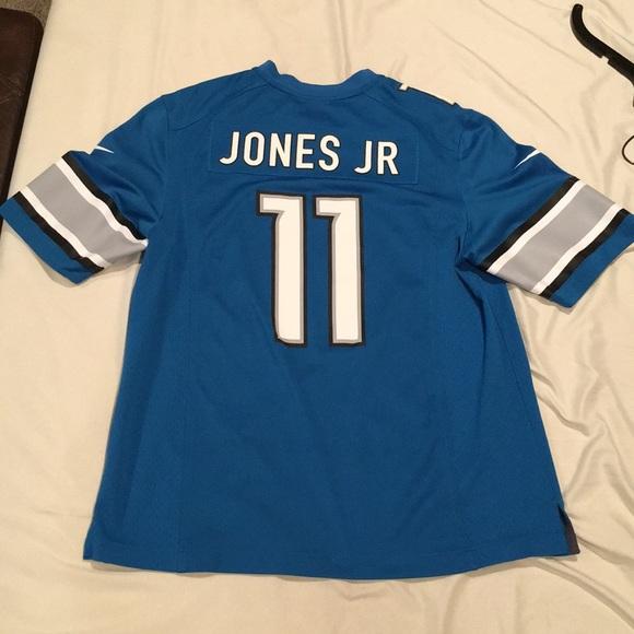 huge selection of 9d236 6c61d Detroit Lions Marvin Jones Jr. NFL jersey (#11)